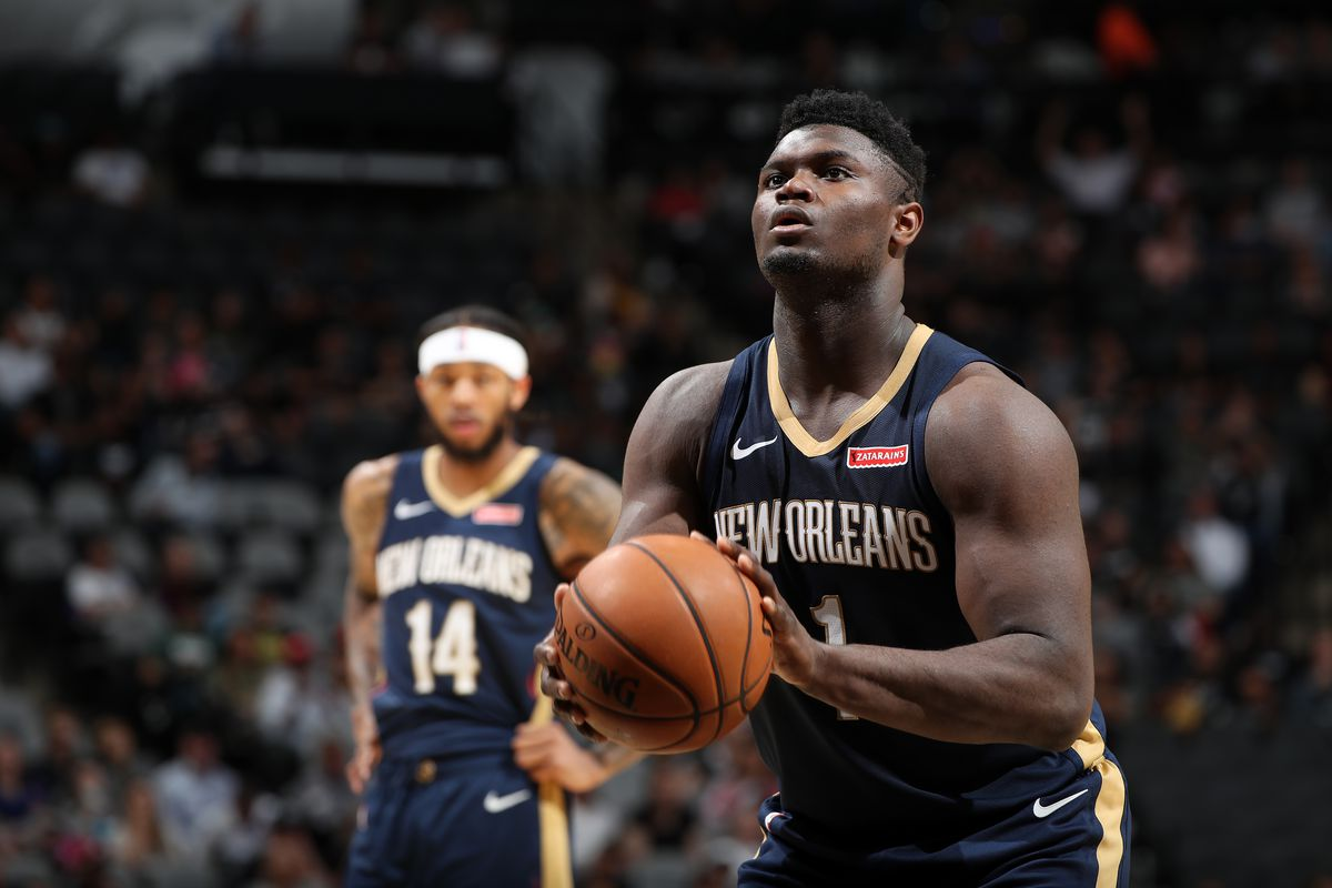 Zion Williamson helps New Orleans Pelicans improve to 4-0 in preseason action following 123-114 win over San …