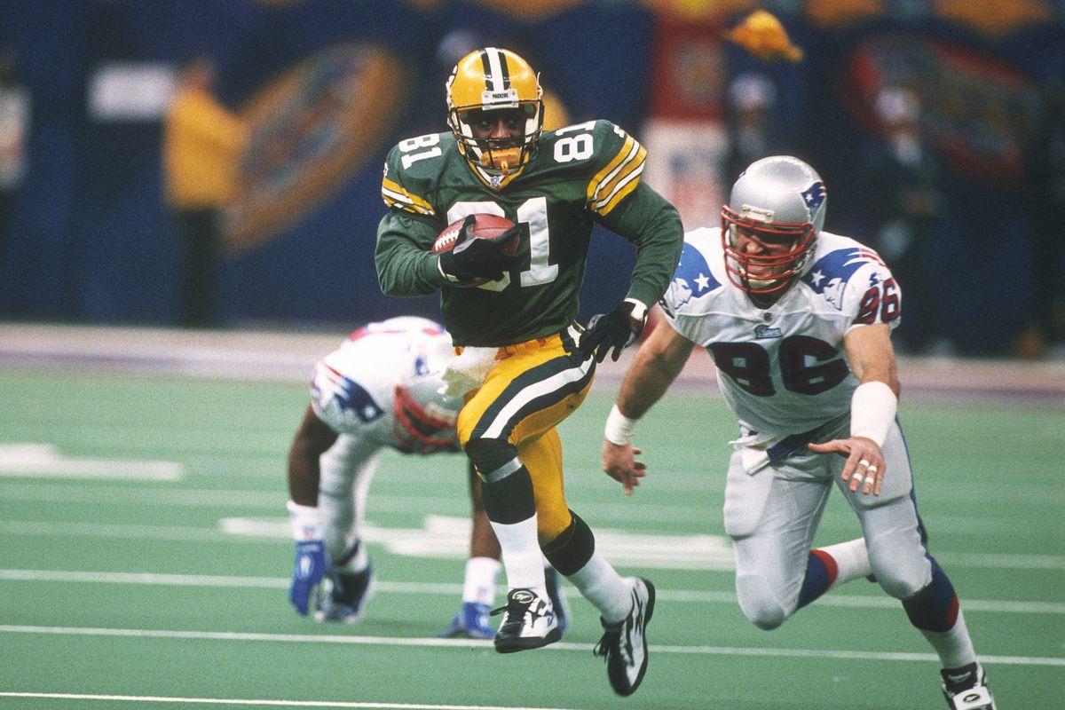 Super Bowl XXXI - New England Patriots v Green Bay Packers