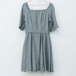 Ksenia Schnaider square pocket dress, $348