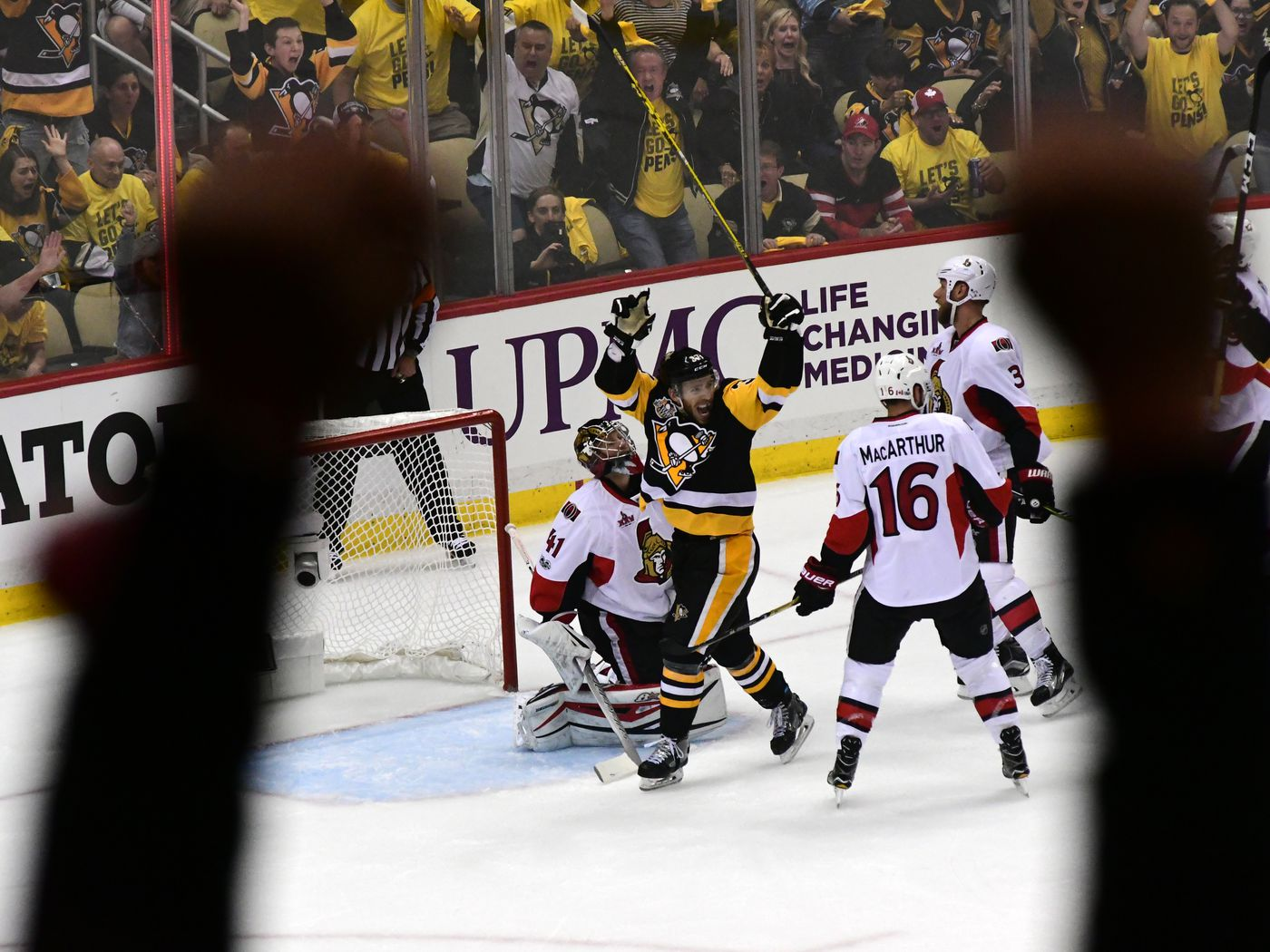 The Anatomy Of The Most Dominant Shift In Hockey How The Penguins Broke The Senators Pensburgh