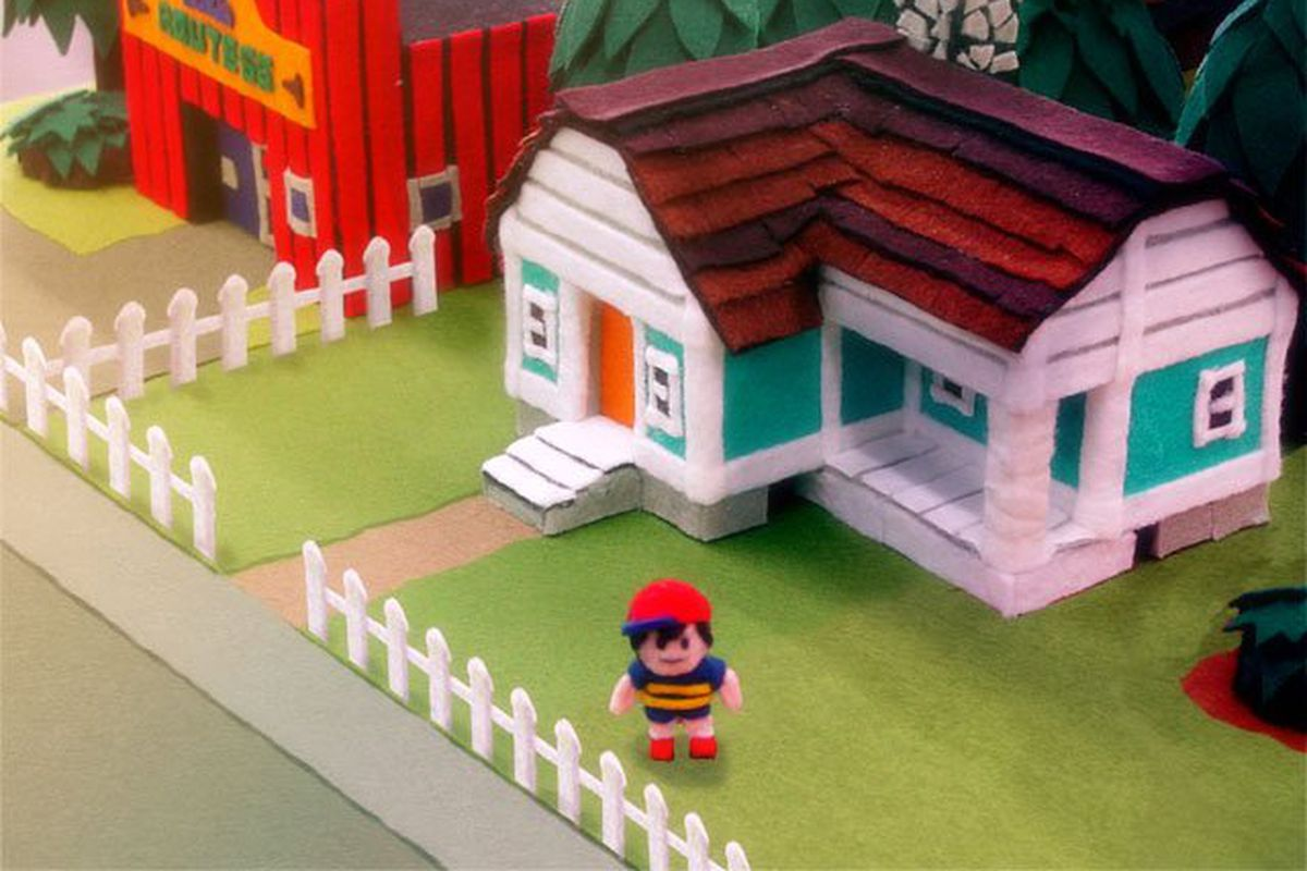 There was an Earthbound game pitched for the GameCube game - Polygon