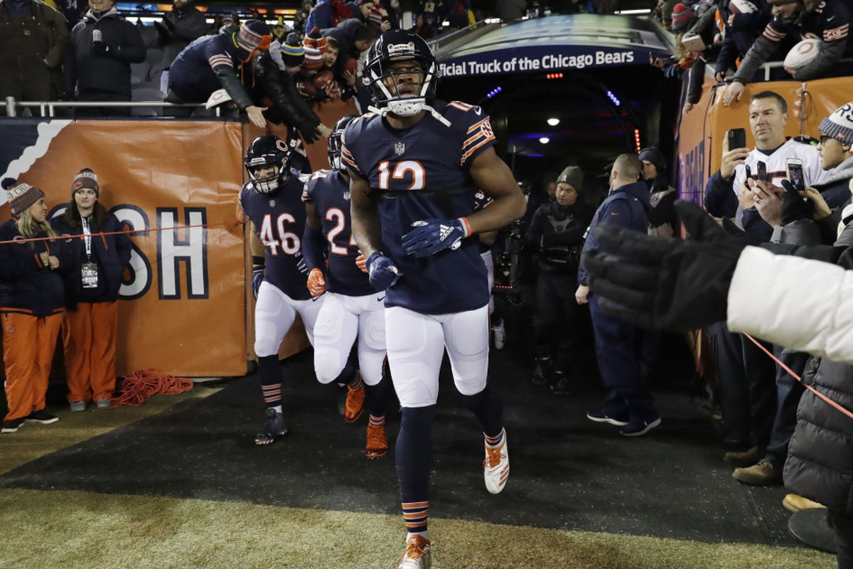 online store a2240 cb296 Bears' Allen Robinson raises more than $112,000 for charity ...