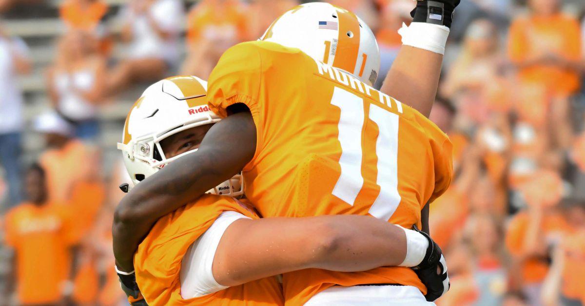 Tennessee Vols football vs. ETSU: Final Grades - Rocky Top ...