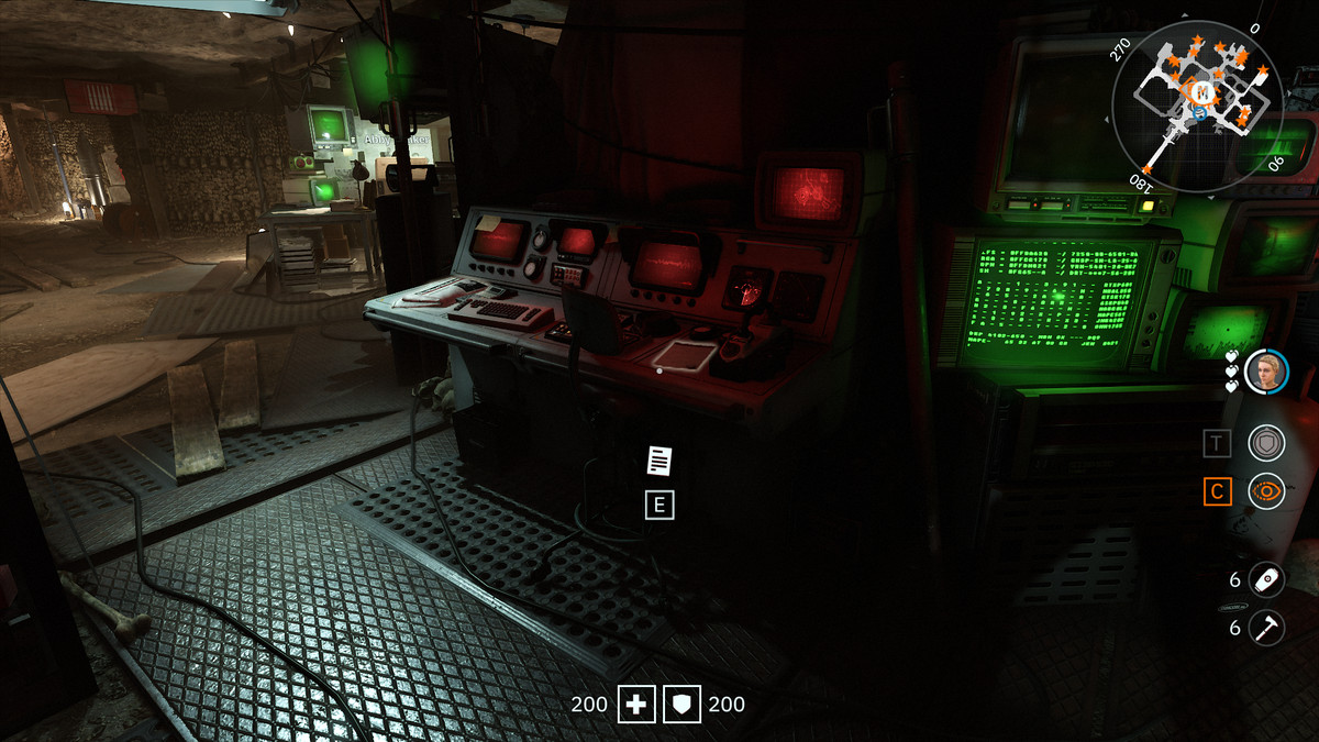 Wolfenstein: Youngblood Readable 20 collectible Abby's Notes