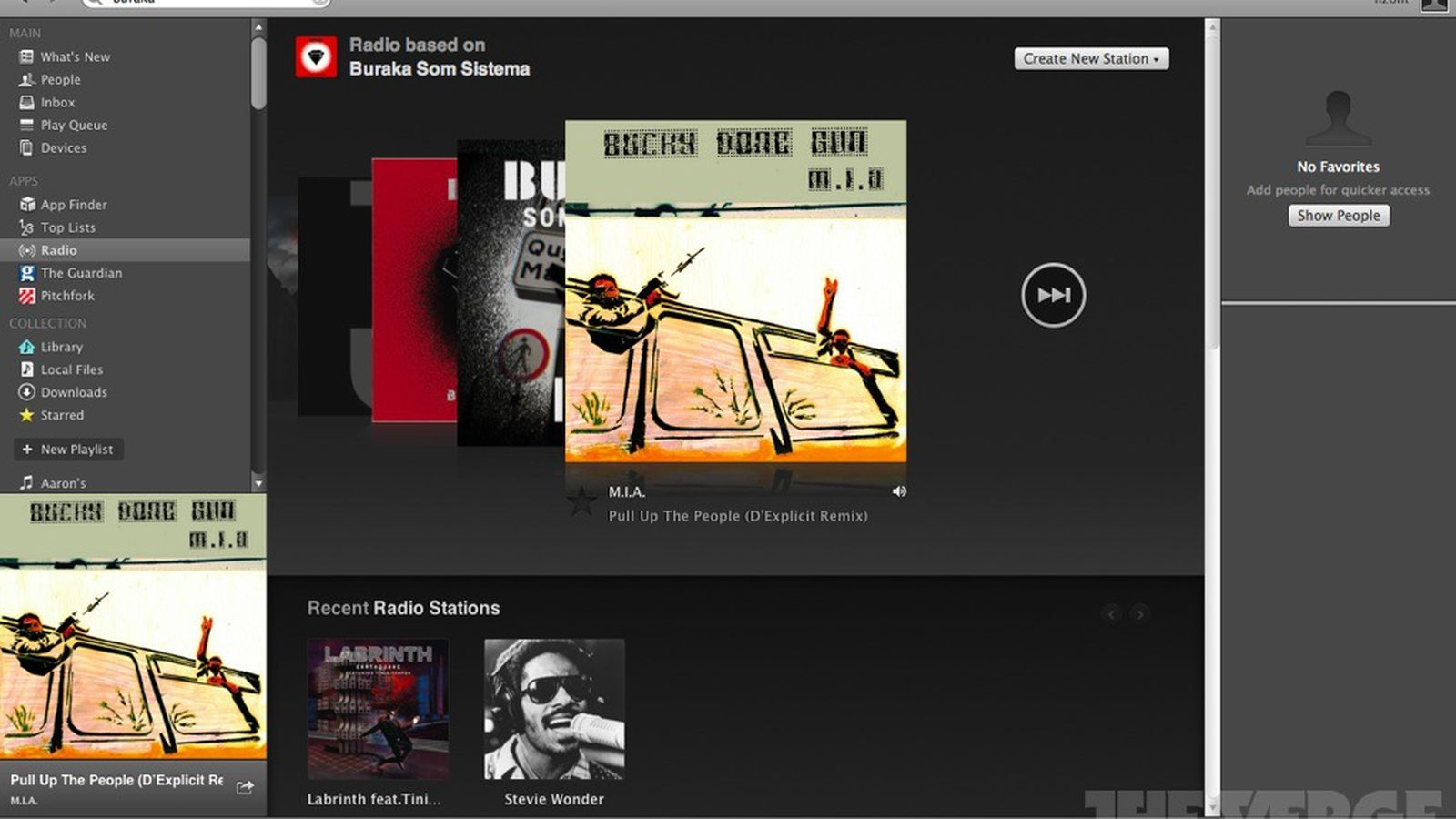 Spotify Radio experience overhauled in move to new app platform