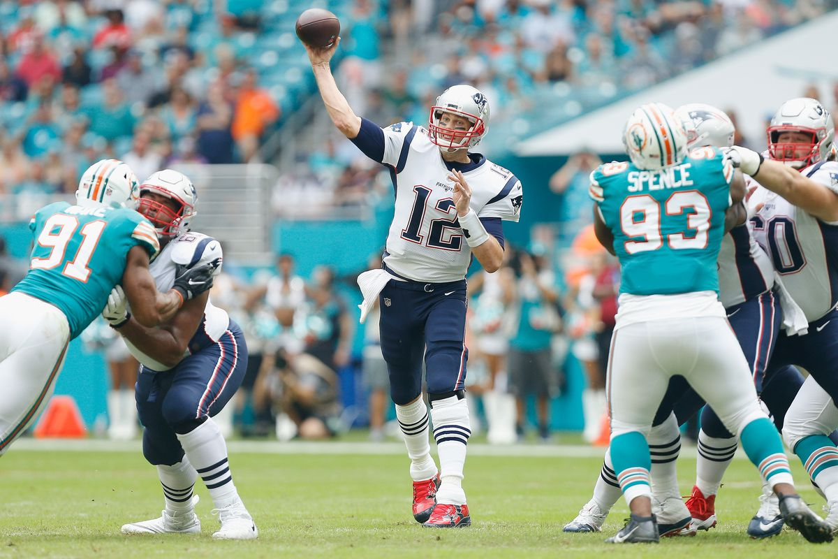 Patriots vs Dolphins recap  Miracle in Miami as Patriots lose 34-33 ... d2647a55b