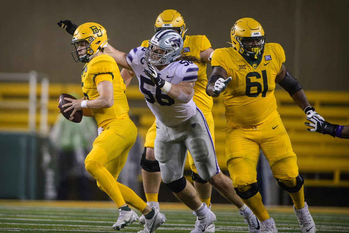 NCAA Football: Kansas State at Baylor