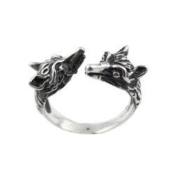 "<a href=""http://concretepolishjewels.com/bigcartel-items/adjustable-fox-ring-in-silver"">Adjustable Fox Ring in Silver</a>, $97.50 (reg. $130)"
