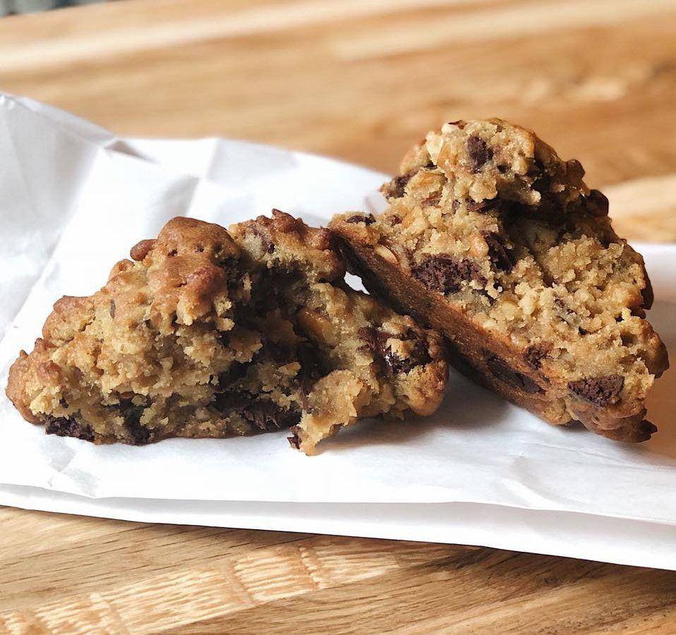 Henbit's monster cookie