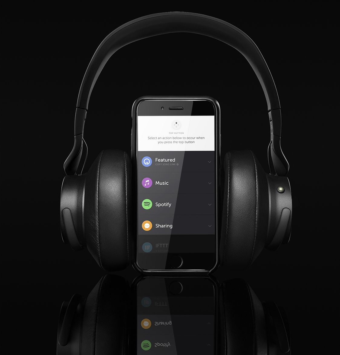 These headphones have built-in Spotify controls - The Verge