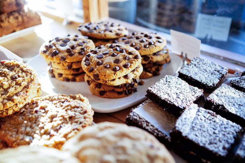 Cookies at Devil's Teeth