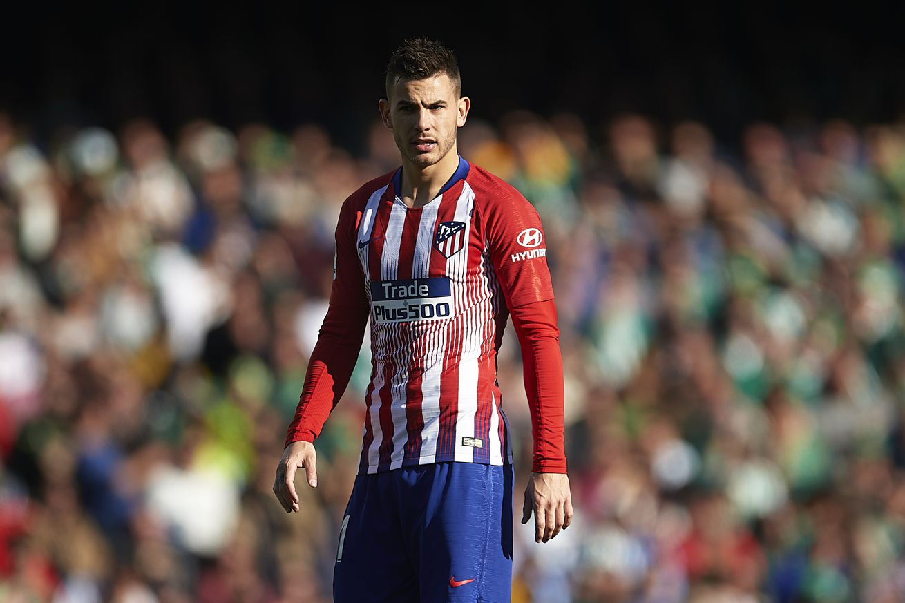 Atletico?s Lucas Hernandez reveals he rejected an offer to join Real Madrid
