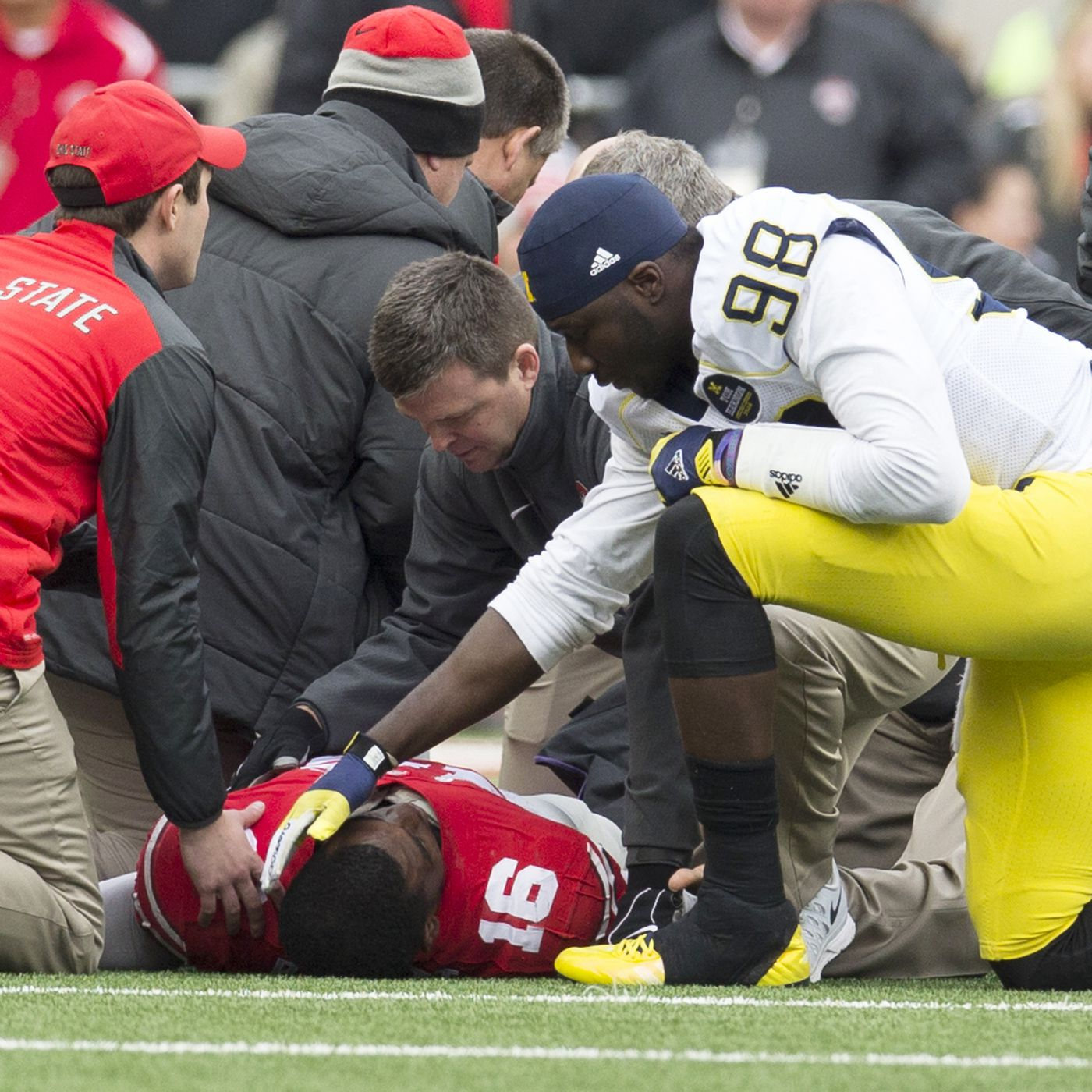 size 40 a880f 5a2ea Ohio State vs. Michigan final score  3 things we learned from OSU s 42-28  win