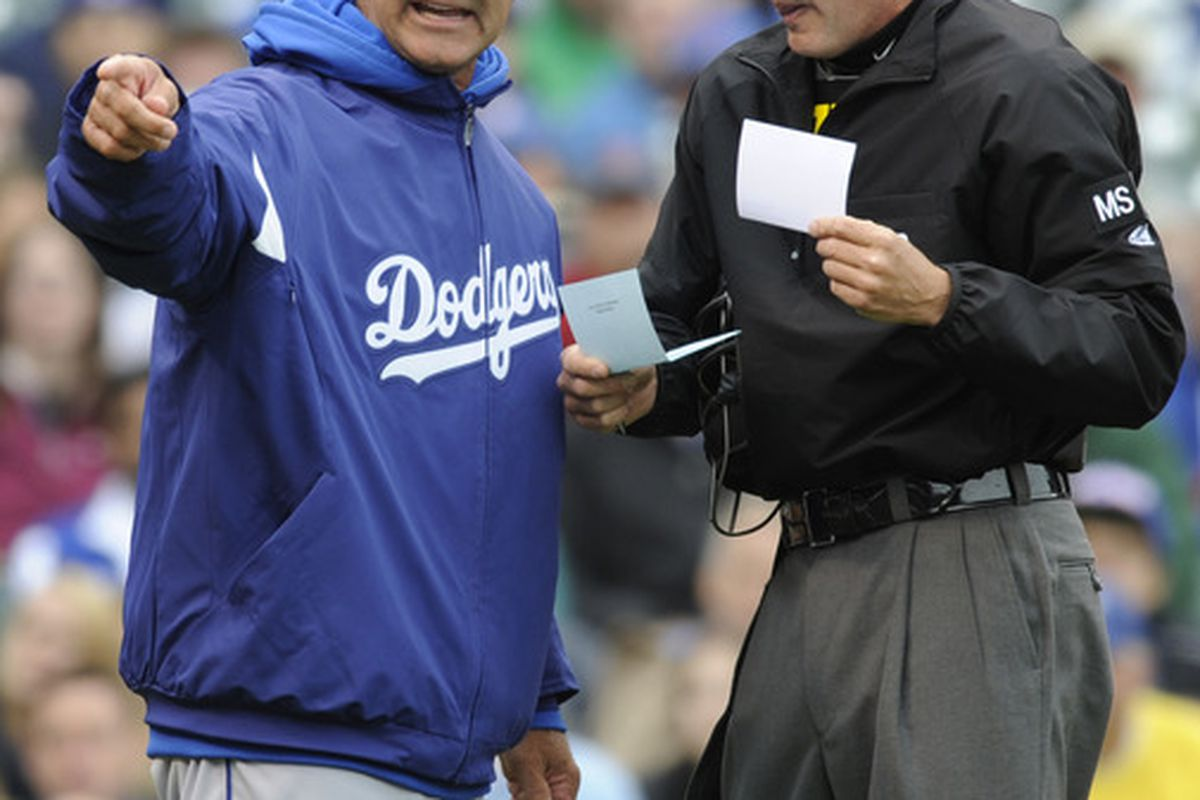 It was a tough week for Don Mattingly and the Dodgers.