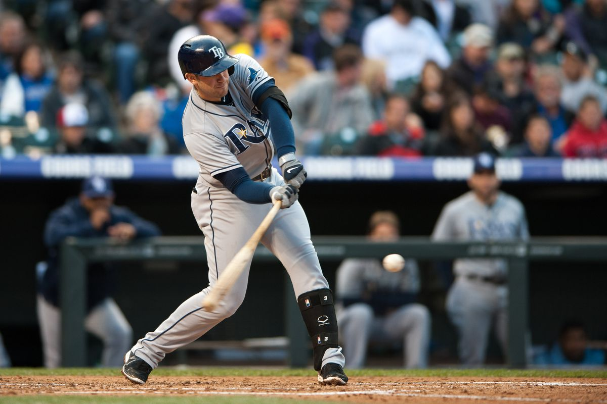 A dead horse told me this scene (Evan Longoria mashing at Coors Field) could have happened a lot more