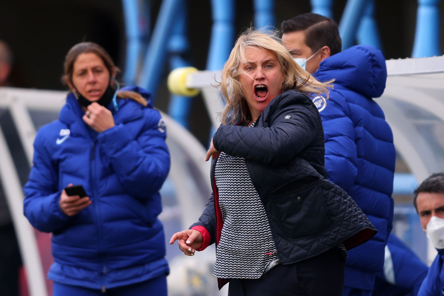 Emma Hayes credits players' mentality for Chelsea reaching Women's ...
