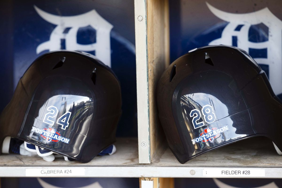 2012, as told by Detroit Tigers photos