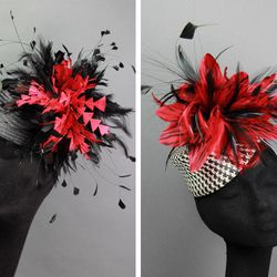 """Over in SoWa, Irish milliner Marie Galvin churns out bespoke and one-of-a-kind headpieces at her shop <b>Galvin-ized Headwear</b> (<a href=""""http://www.galvinized-hats.com/index.htm"""">450 Harrison Avenue</a>). The local designer has the market cornered when"""