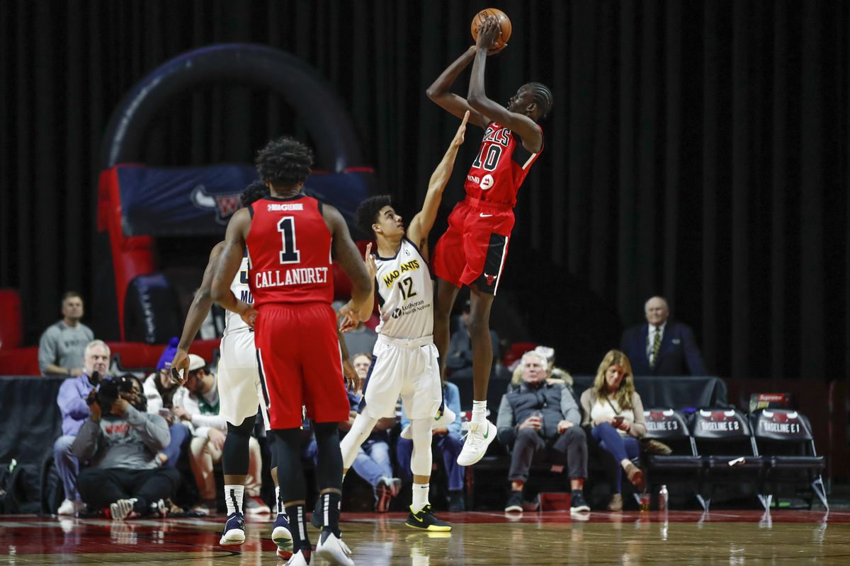 Watch: Bol Bol continues to shine in the G-League