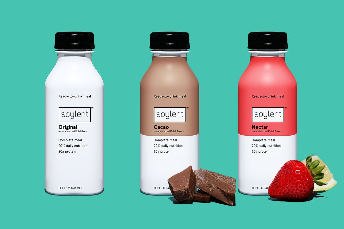 Soylent Is Being Sold Offline For The First Time The Verge