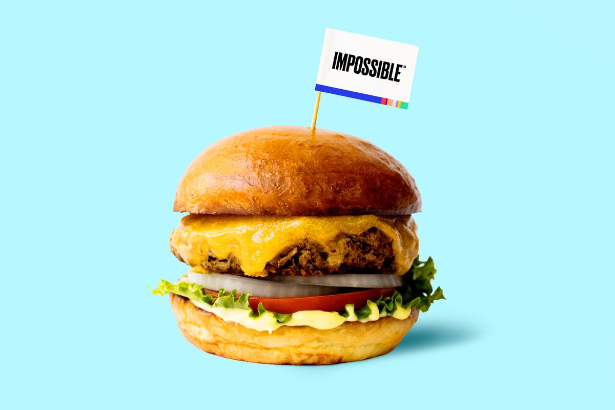 Impossible Burger: The Meatless Impossible Burger Is Coming To Tennessee
