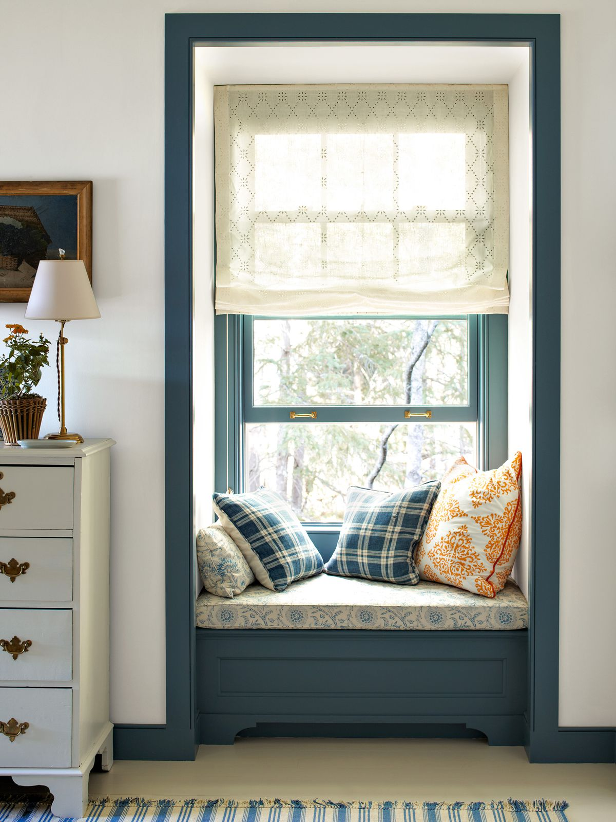 Create a Cozy Reading Nook