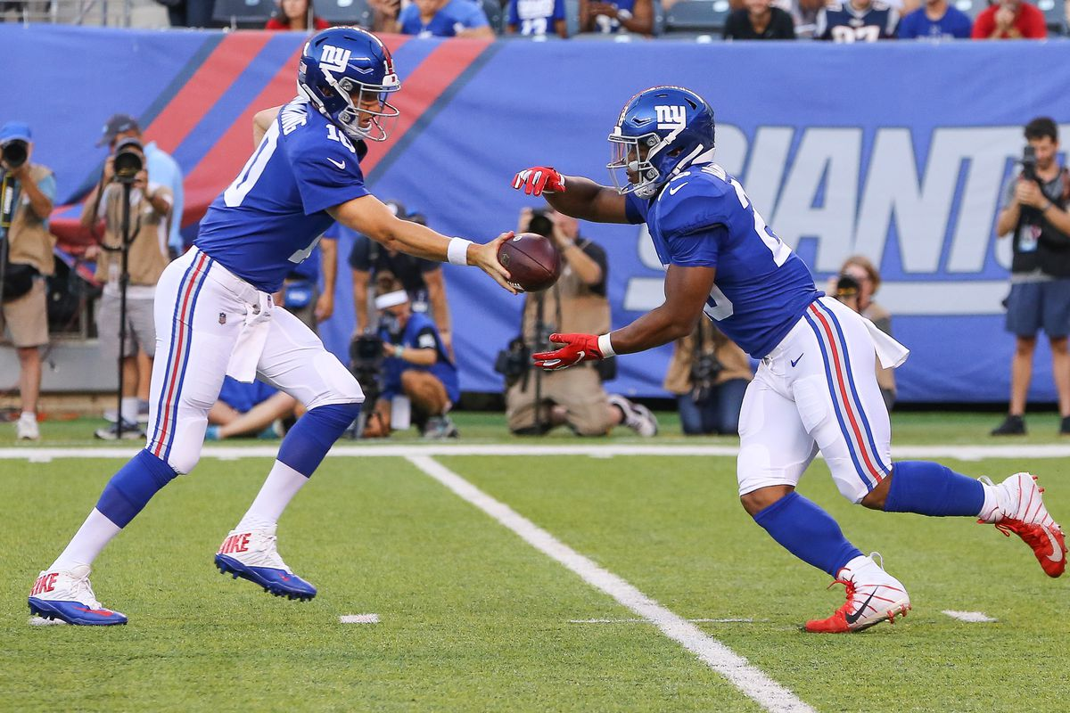 NFL: Cleveland Browns at New York Giants