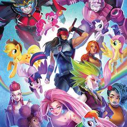 孩之宝的Synergy系列庆祝女孩们最喜欢的玩具和角色