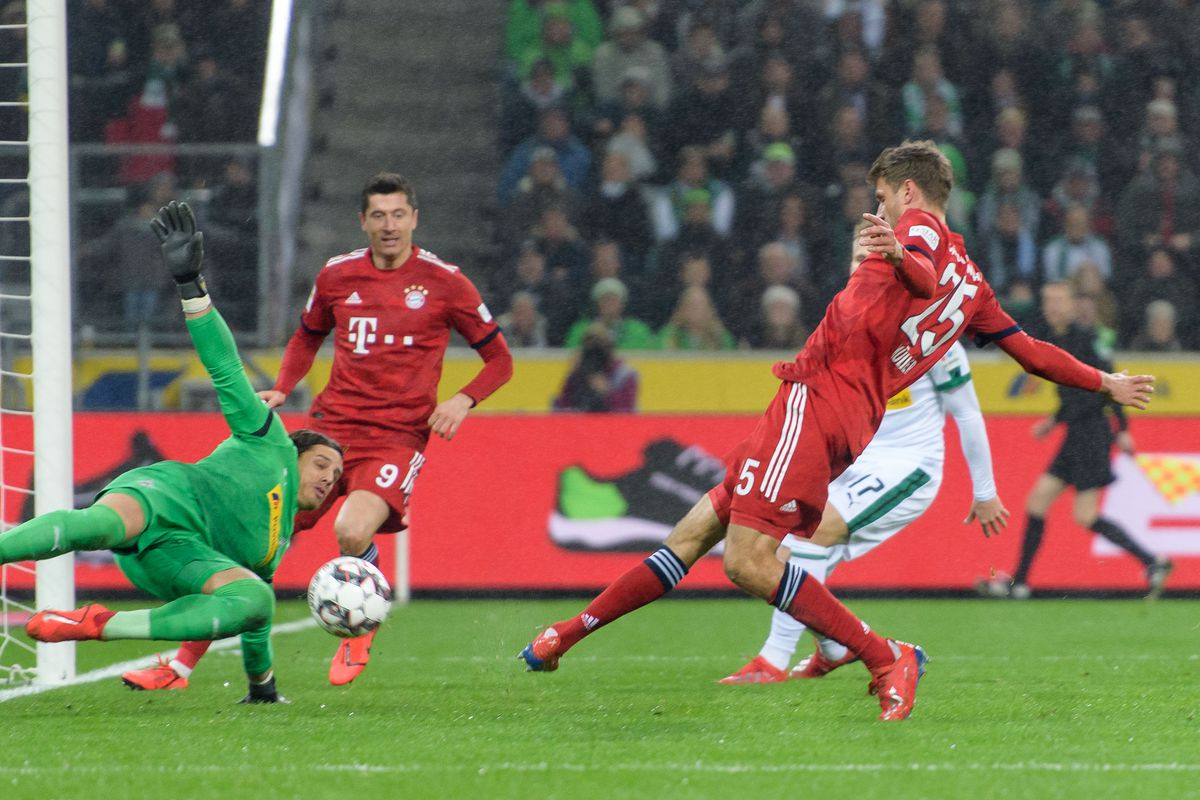 Three observations from Bayern Munich's dominant 5-1 win ...