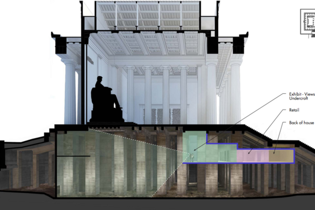 Lincoln Memorial To Get Major Upgrades Curbed Dc