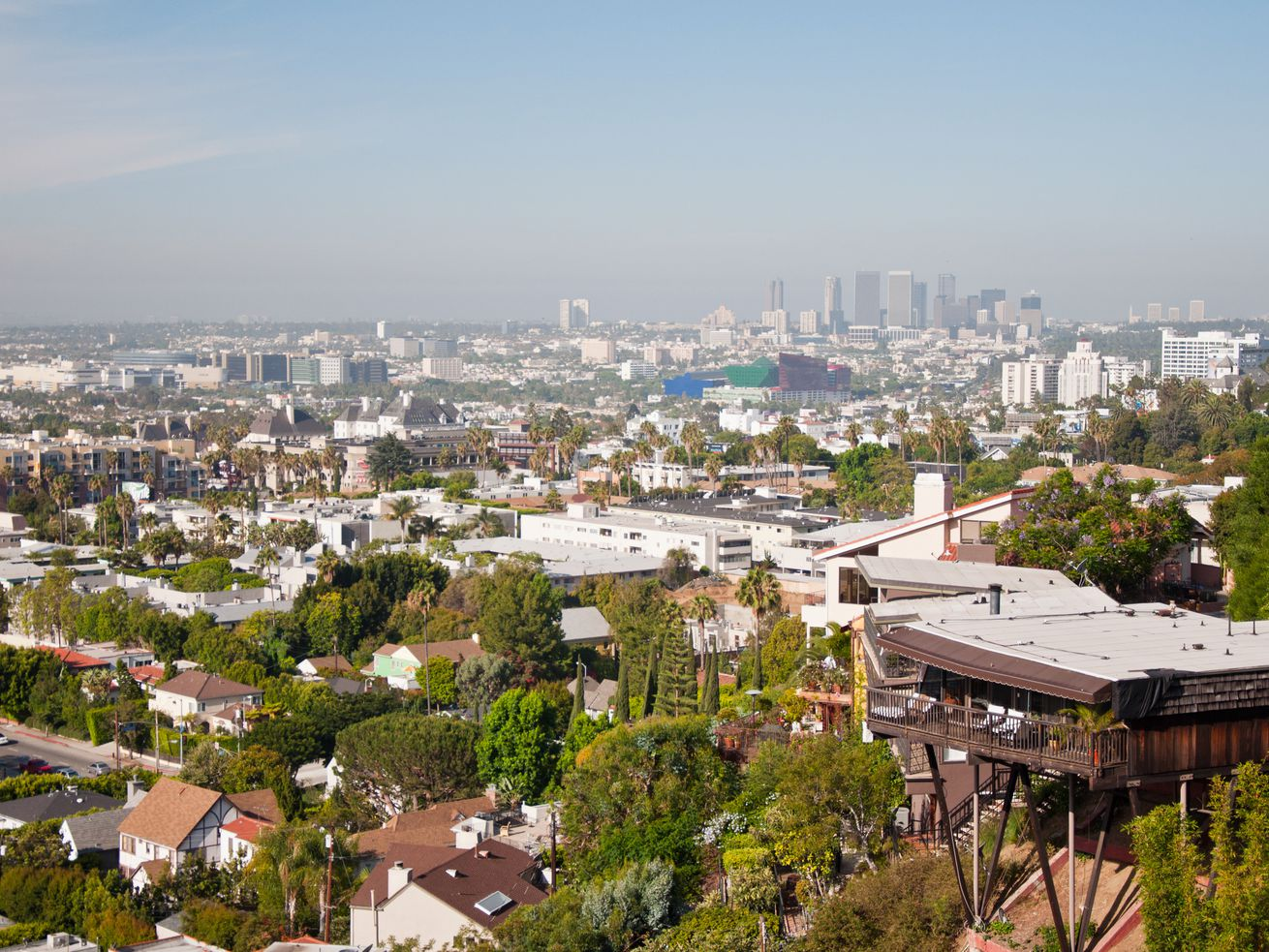 Housing advocates have long argued that LA's zoning rules are too restrictive.