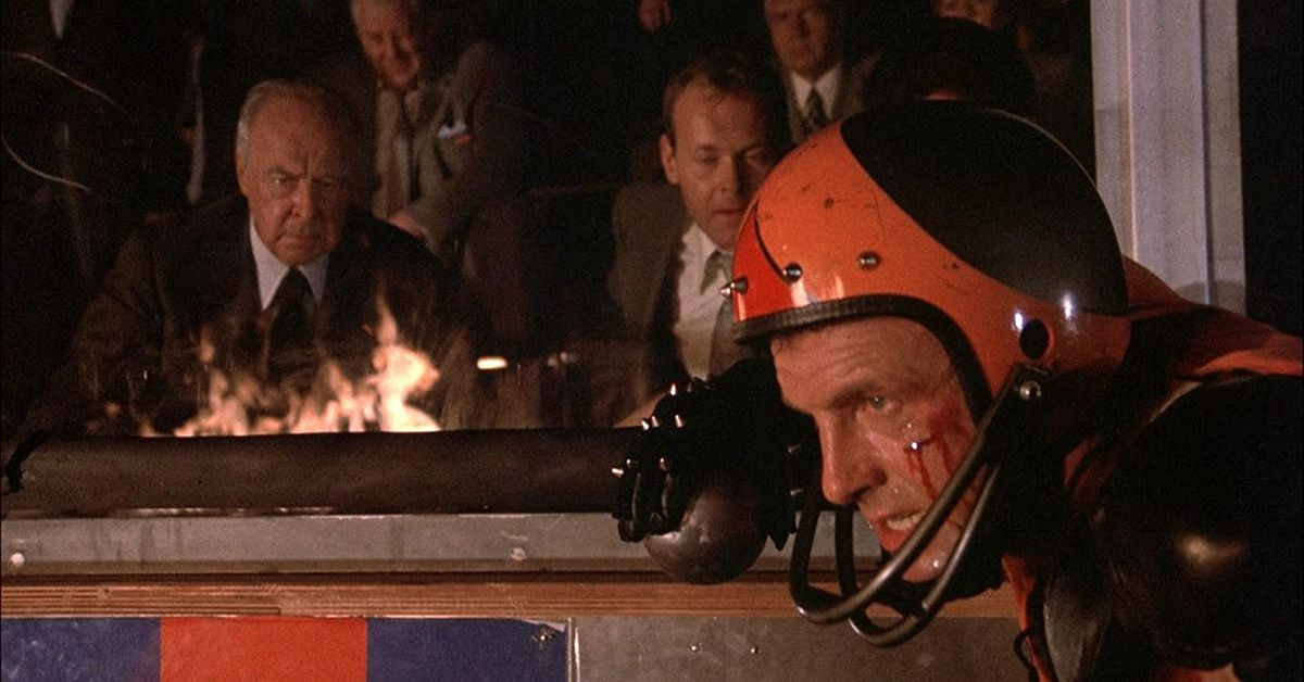 Rollerball imagined a completely different future of fame - The Verge