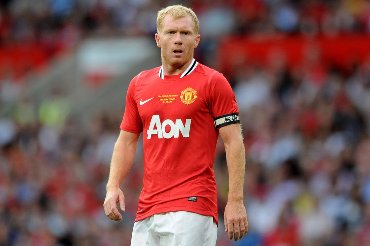 Paul Scholes: Paul Scholes Will Return To Manchester United For Another