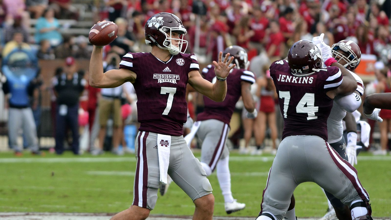 2017 mississippi state bulldog football schedule released