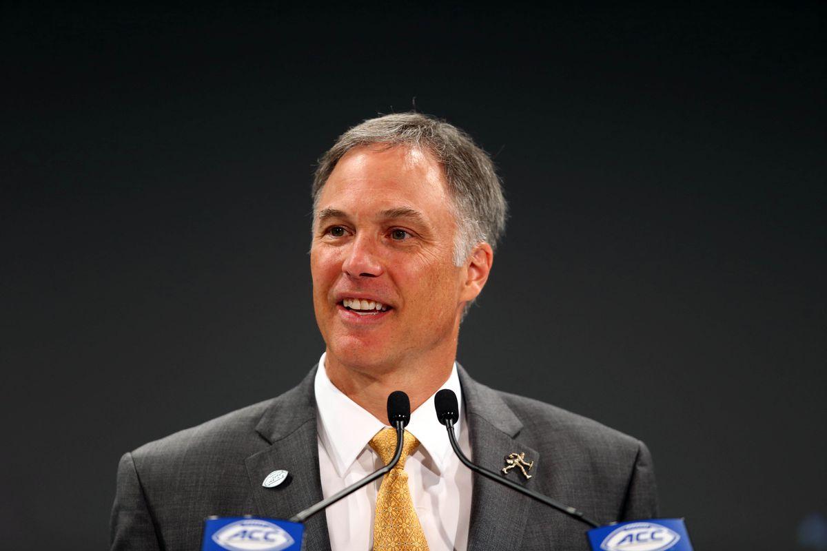 NCAA Football: ACC Media Days