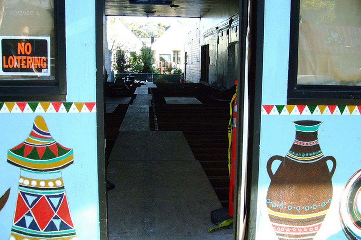 Massawa, soon to be Haight Street Market expansion.