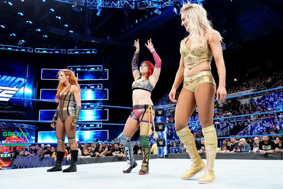 Image result for smackdown live superstars shake up 2018