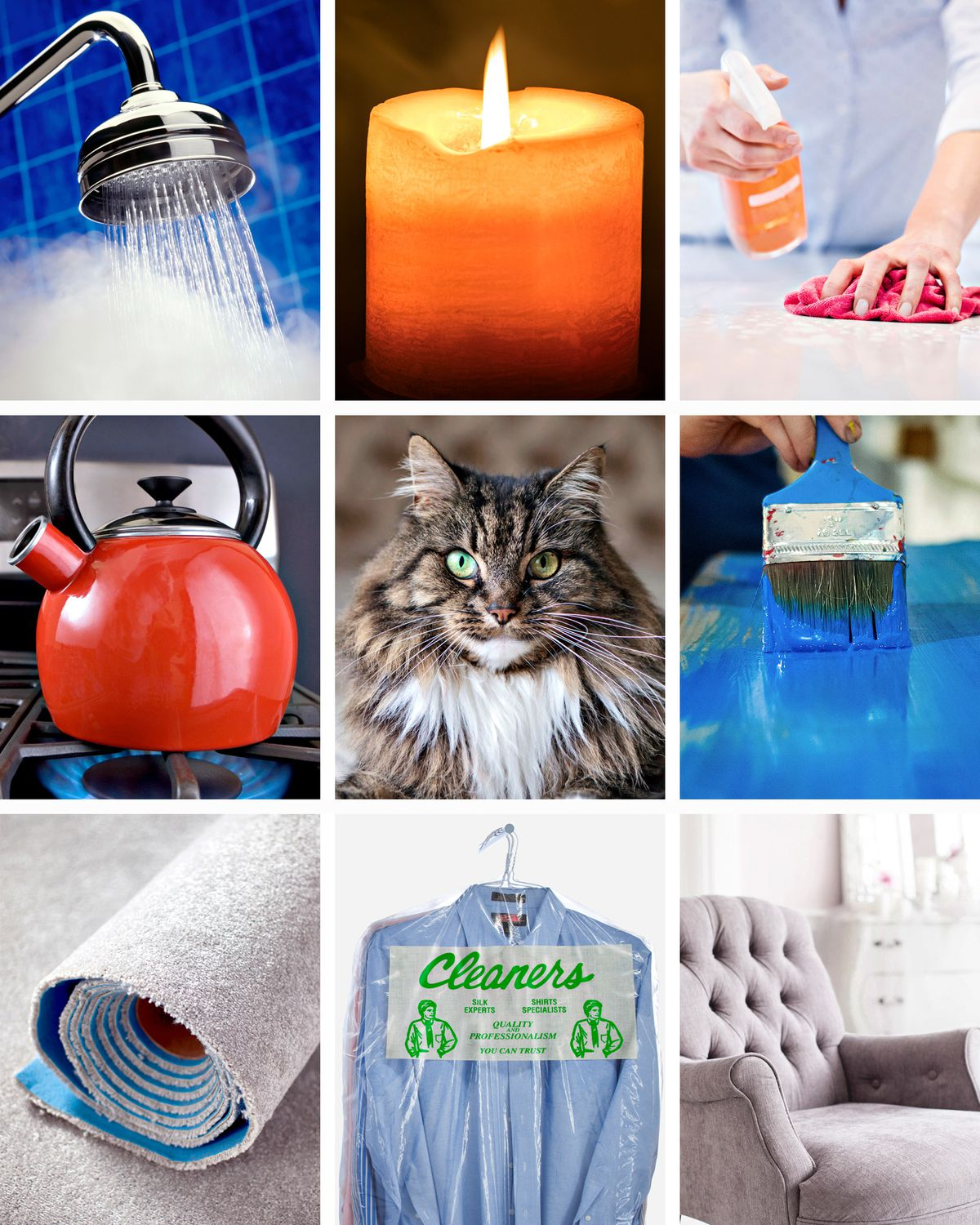 Air Pollution Factors In Home