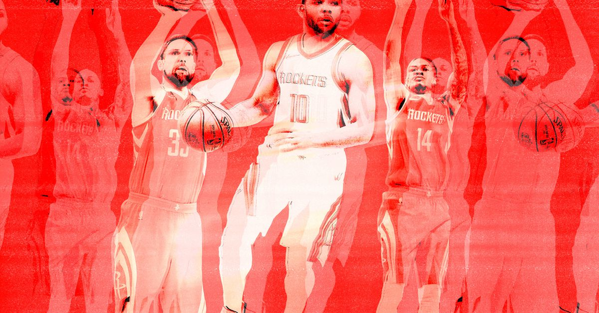 What Makes the Rockets Offense Take Off?
