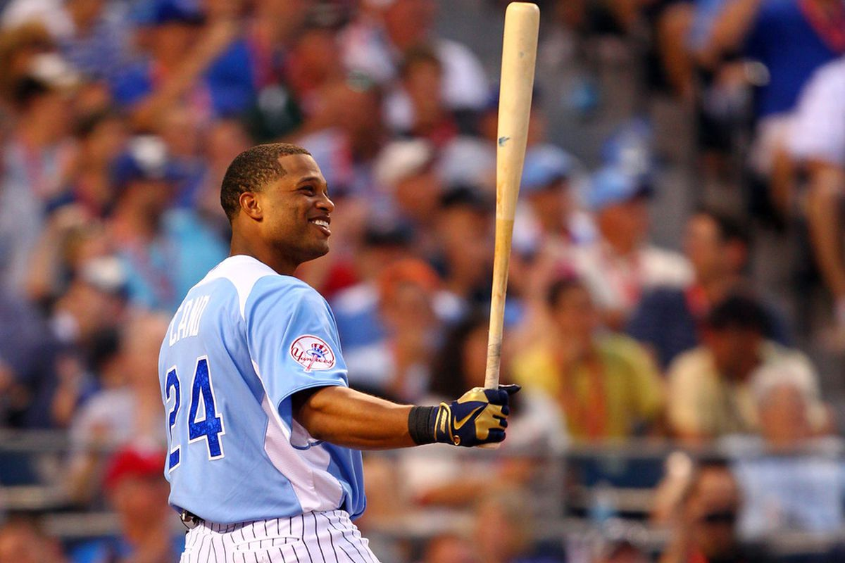 Not getting traded, even if he was terrible in the Home Run Derby.