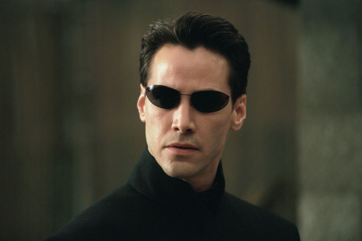 Image result for keanu reeves matrix