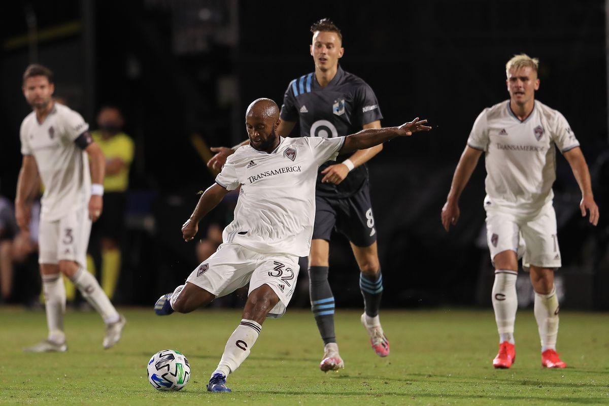 Colorado Rapids v Minnesota United FC - MLS Is Back Tournament