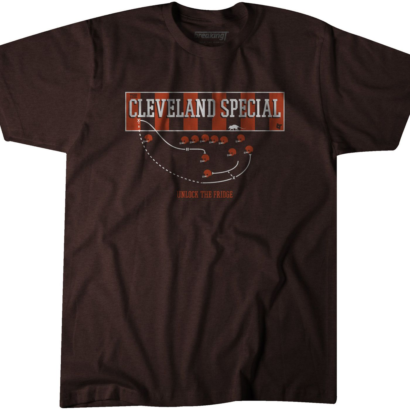 Clevelandspecial The Cleveland Special Is Now Shirt For Browns Fans To Cherish With Their Free Beer Sbnation Com