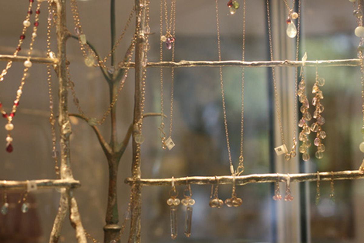 """Jewelry at Environment 337 via <a href=""""http://www.flickr.com/photos/31418704@N02/4173605671/in/pool-rackedny"""">cherrypatter</a>/Racked Flickr Pool"""