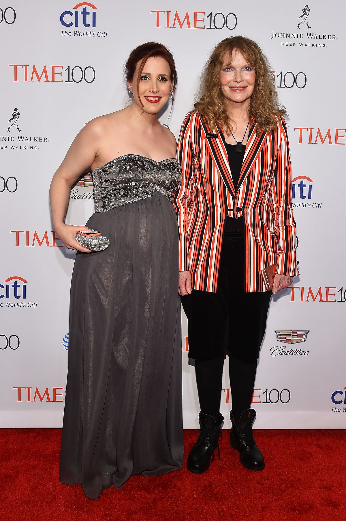 2016 Time 100 Gala, Time's Most Influential People In The World - Lobby Arrivals