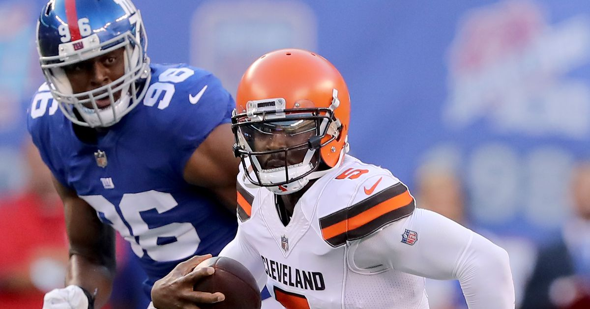 Breaking Down Tyrod Taylor's Perfect Drive against the New York Giants