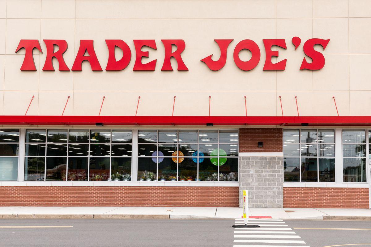 Trader Joe's store in North Brunswick Township, New Jersey...