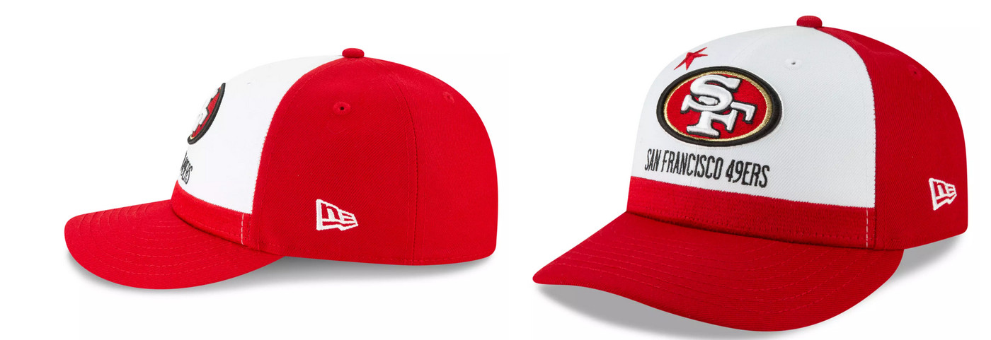 747b4a80e The 2019 NFL Draft Hats Are Bad: Ranked - Battle Red Blog