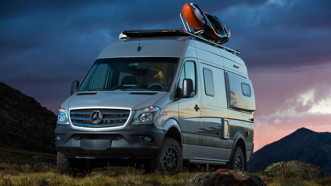 4x4 Campers More Off Road Adventure Vans Are Coming Curbed