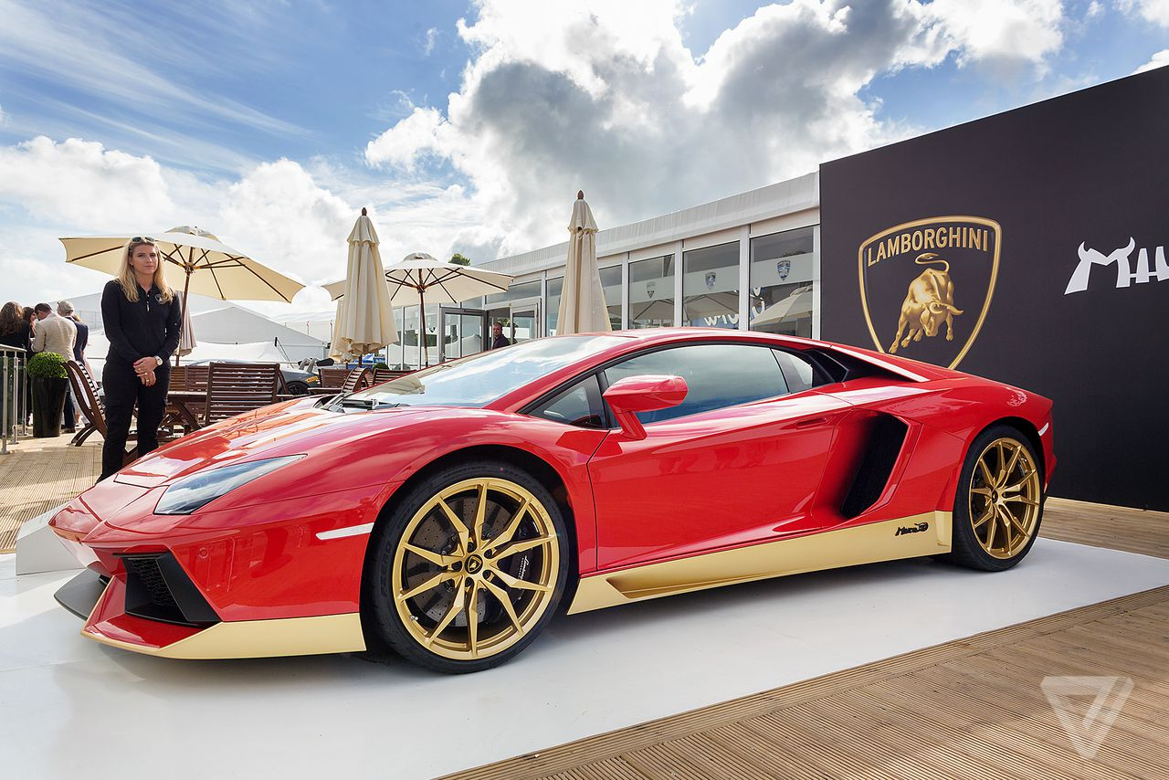 the lamborghini aventador miura homage honors one of the most